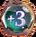 BWS3 Golem Bonus Moves bubble +3
