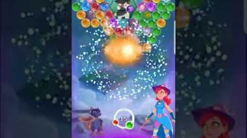 Bubble Witch 3 Saga Level 440 (Last Level 9 June 2017) No Boosters ⭐️⭐️