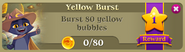 BWS3 Quests Yellow Burst 80