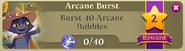 BWS3 Quests Arcane Burst 40