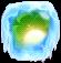 BWS3 Ice Fairy Tale Green bubble
