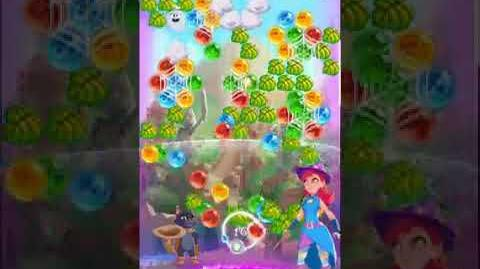 Bubble Witch 3 Saga Level 516 No Boosters ⭐️⭐️