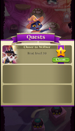 BWS3 Quests Claim
