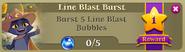 BWS3 Quests Line Blast Burst