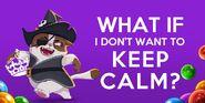 BWS3 Keep calm