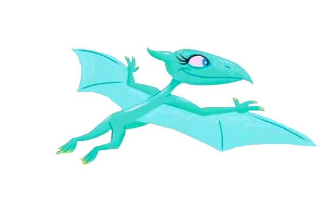 File:Shiny pteranodon flying vector by digiponythedigimon-d6hve5h.png