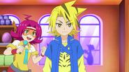 Paruko behind Noboru
