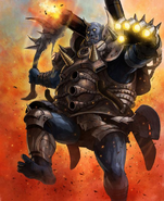 Armorknight Ogre (Full Art)