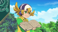 Tetsuya with Sorcery Book, Goetia