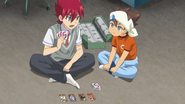 Gremlin and baku