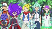 Gao's Friends