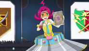 Paruko with the Mirage Card