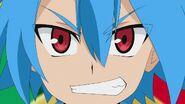 Tasuku's grin