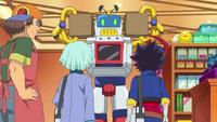 Superspace Robo Galaxy Demon (Buddy)