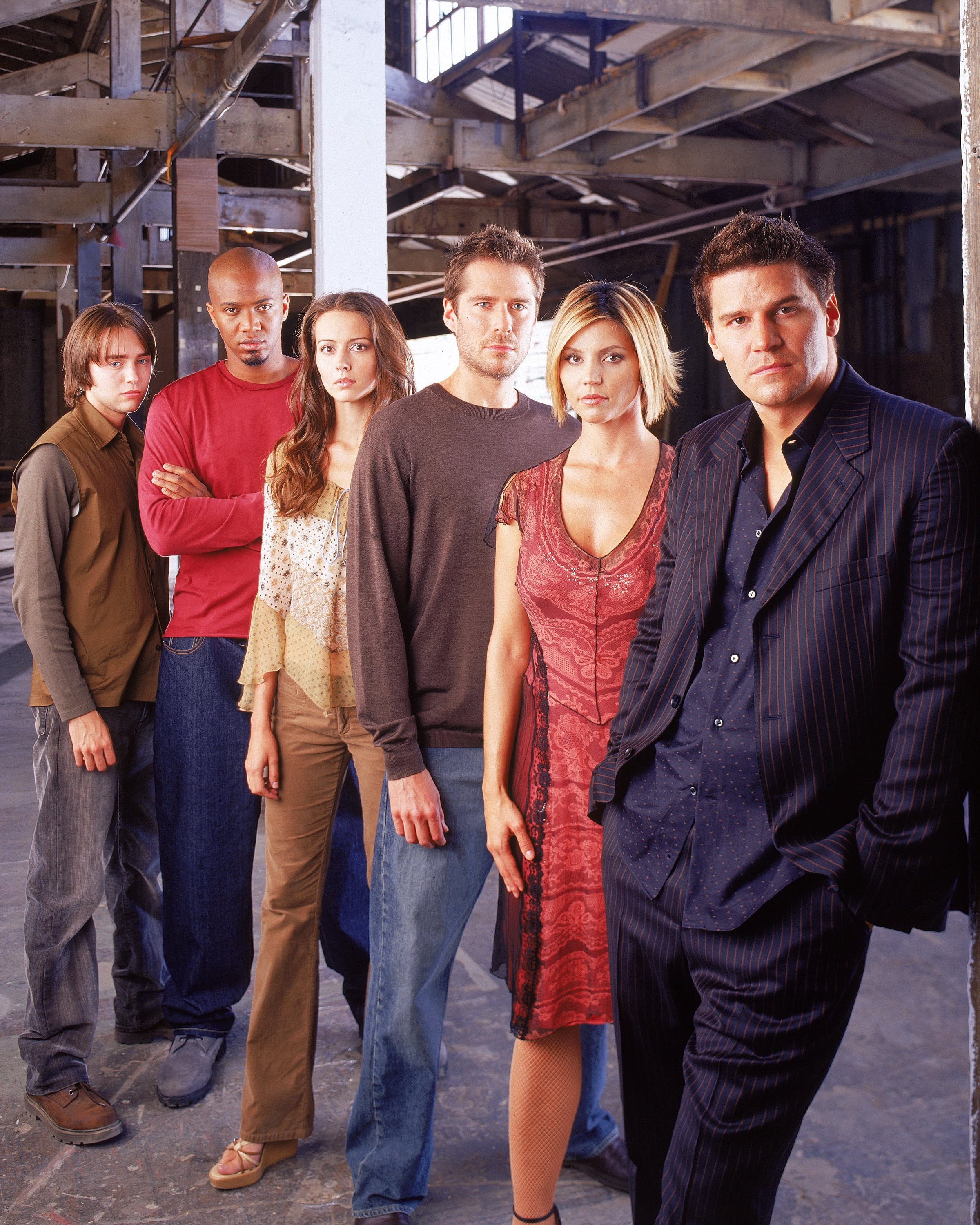 Angel (season 4) | Buffyverse Wiki | FANDOM powered by Wikia