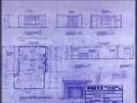 Buffy's house living room blueprint