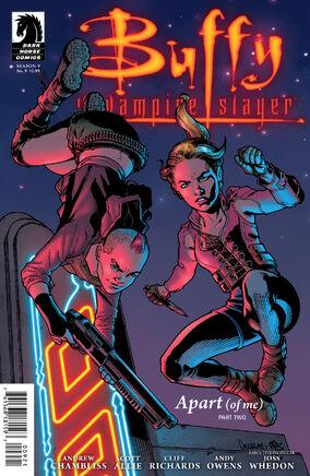 Buffy issue 9 B