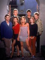 Buffy cast Buffy-the-Vampire-Slayer--C10053301