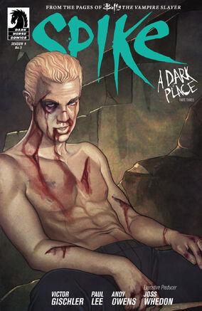 Spike (dark horse) 3A