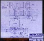 Buffy's house buffy's room landing blueprint