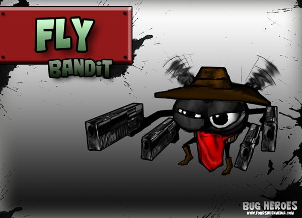Fly Bandit