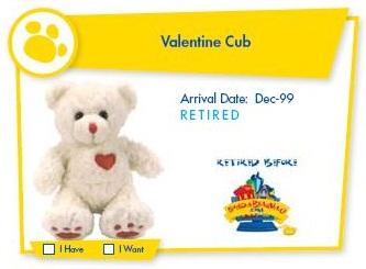 Valentine Cub