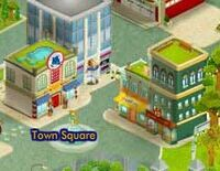 Town Square map