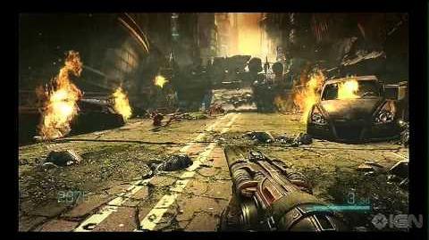 Bulletstorm Demo - Gamescom '10