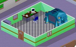 Research Rooms