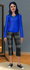 Skylar Adams (Casual Outfit)