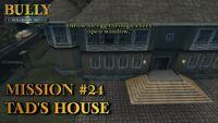 Tads house