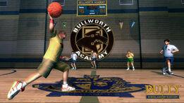 Bully dodgeball
