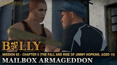 Mailbox Armageddon - Mission -65 - Bully-Mailbox Armageddon