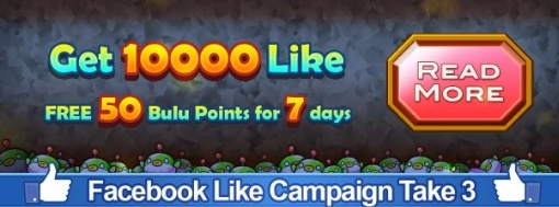 Facebook Likes 10000 banner