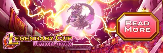 Read - Legendary Cup- Psycho Edition