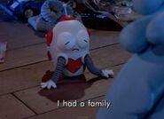 I had a family