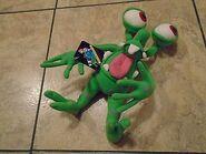 1994 Bump in the Night 13 inch Mr Bumpy Plush