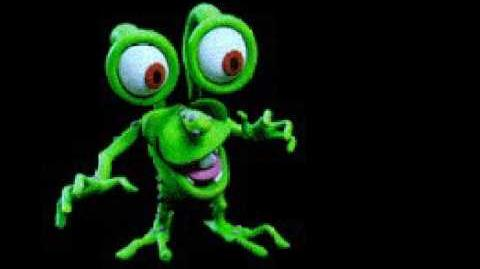 MR. BUMPY BUMP IN THE NIGHT ANIMATION YTV SHOW CHARACTER GIF