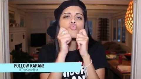 Karan Brar/Video Gallery