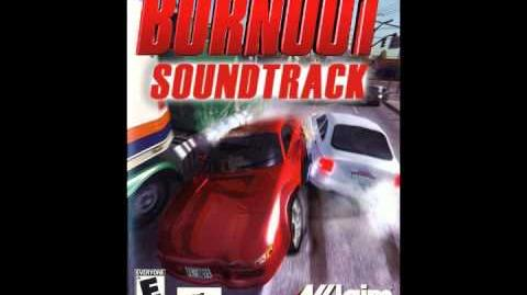Burnout 1 Soundtrack - Whiplash (Stereo)