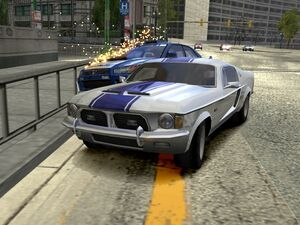 Burnout 3 Game Shot 2