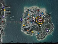 Big Surf Island Event Map