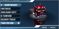 Tractor Cab (Burnout Legends)