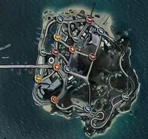 BSI Event Map