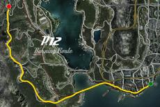 P12 Burning Route
