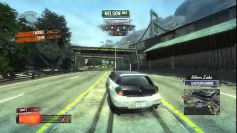 Burnout Paradise - Spur Burning Route