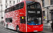 53 at Trafalgar Square