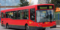 London Buses route 108