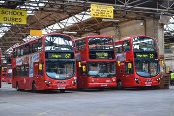 South Croydon Bus Garage Lost Property