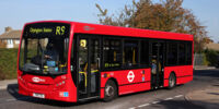London Buses Route R9